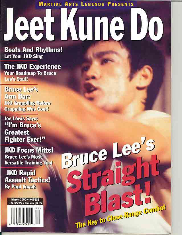 03/00 Bruce Lee Jeet Kune Do